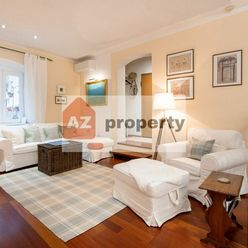Jedinečný 4-izbový byt v historickom srdci Bratislavy na Františkánskom námestí