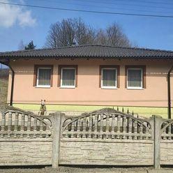 Novostavba s terasou v obci Zlatá Baňa - 15 km od mesta Prešov  - Dohoda možná