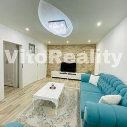 3-izbový byt na Párovskej ulici po kompletnej rekonštrukcii