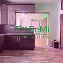 BeMi reality Vám ponúka prenájom 2i bytu v Prešove