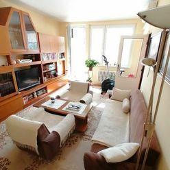 3-izb. byt, Vrútocká ul., Ružinov - Trnávka, veľká lodžia