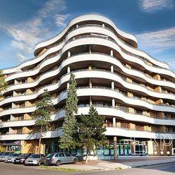 PRENÁJOM BEZ PROVÍZIE, nadštandardný 4,5-izbový byt v dome GAUDÍ, Bratislava-Ružinov EXPISREAL