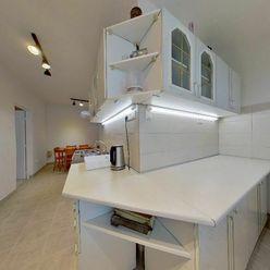 3D virtualna prehliadka, 3-izbový byt s balkonom, Muškátová ul., Bratislava- Ružinov