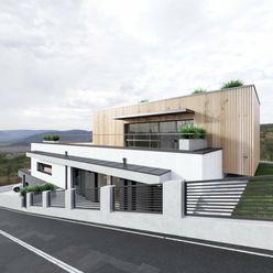 Na predaj pozemok pre bývanie Rosina 727m2 s projektom na RD - TOP ponuka