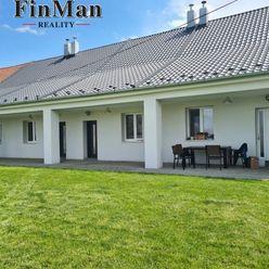 1 izbový byt s terasou, záhradkou a parkovaním v obci Pusté Úľany - časť Jurajov dvor