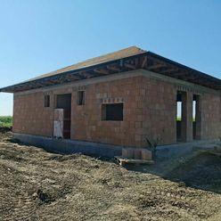 Na predaj nízkoenergetická novostavba 4 - izbový rodinný dom Topoľnica