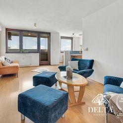 DELTA | slnečný 3 izb. byt, Šancová - Bratislava - Staré Mesto