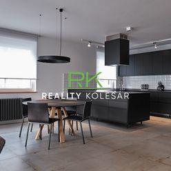 RealityKolesár predáva lukratívny dizajnový 3 izbový byt 147 m2 v bytovom dome Rezidencia Cassovar Ž