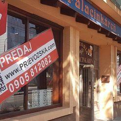 Obchodný priestor s výkladom Prievozská ulica