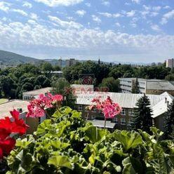 Na prenájom 2 izb. byt s balkónom v Ban. Bystrici, časť Radvaň