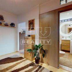 Exkluzívne na predaj krásny a priestranný 3i v Radvani, BB, 70,20m2 - skvelá ponuka