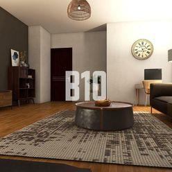Rezervované - INVESTIČNÁ PRÍLEŽITOSŤ - priestranný 1i byt v Ružinove - NIVY