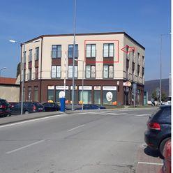 Na prenájom kancelársky priestor v novostavbe Corner, Zámostie pri lidli, Trenčín