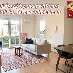 3 izbový byt na Sídlisku Terasa v Košiciach