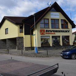 Ponúkame na predaj budovu vhodnú na obchodné či administratívne priestory v Poprade