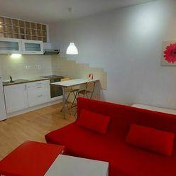 REALIMPEX - novostavba 1 izbový zariadený byt na začiatku Petržalky - PRENÁJOM !!!