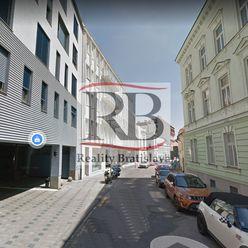 Reprezentatívne kancelárie v centre s parkovaním, 77 m2