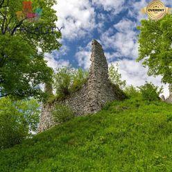 Predaj pozemku o výmere 773m2 v obci Kláštor pod Znievom