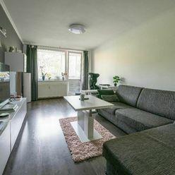 REZERVOVANÝ - 3-izbový byt s loggiou, Krosnianska
