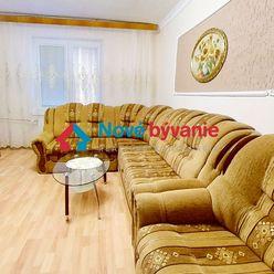 NA PREDAJ - 3 izbový byt Veľké Kapušany