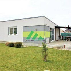 Na predaj novostavba 4 izbový rodinný dom, Sereď!