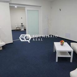 Kancelária na prenájom 95 m2 – odpis nájomného - centrum KE s parkovaním - VOĽNÉ IHNEĎ