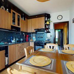 3 izbový byt s výhľadom na mesto