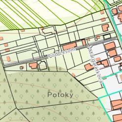 Stavebný pozemok na Zobori na ulici Pod Lesom