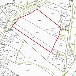 BEDES  - pozemok určený na výstavbu IBV, 4761m2, Handlová – Nová Lehota