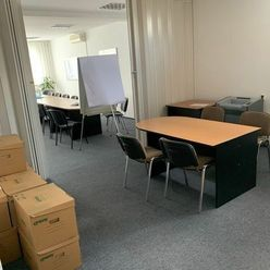 Prenájom kancelárskych priestorov s možnosťou prenájmu výrobných/skladových priestorov