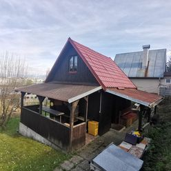 Na predaj chatku so záhradou  Žilina - Závodie 24900