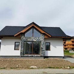 Predaj novostavby rodinného domu vo Vysokých Tatrách - Veľkej Lomnici