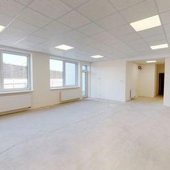 Ponúkame Vám na predaj komerčné a prevádzkové priestory na prízemí v polyfunkčnej budove na ul. Legi