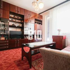 Na predaj 1 izbový byt s loggiou - zariadený - Klokočina