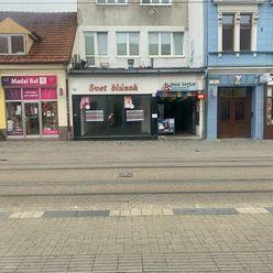 Novinka! Obchodný priestor na prenájom v Bratislave na Obchodnej ulici! 120m2