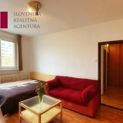 NA PREDAJ: 1-izb. byt s krásnym výhľadom na Pajštún a bohatými úložnými priestormi