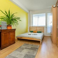 Investičný byt -  garsónka vo Vinohradoch