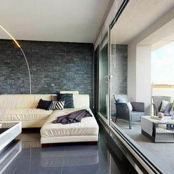 Veľkorysý 4-izb. mezonet s dvomi balkónmi