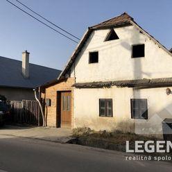 LEGEND - *** R.E.Z.E.R.V.O.V.A.N.É. *** - Dom v pôvodnom stave v Trenčíne - časť Záblatie, 273m2, vš