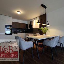 Ponúkame Vám na prenájom luxusný zariadený 2-izbový byt s garážovým státím v Trenčíne na ulici Legio