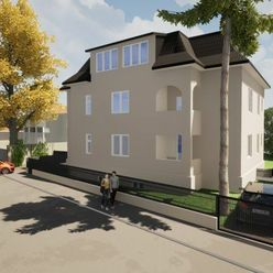 Villa Dohnányi Trenčín| Smart place B – priestor na podnikanie| 6x parking