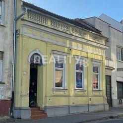 Na predaj Dom na Mostnej ulici v Nitre
