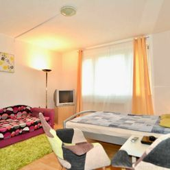 Na prenájom zariadený 1-izbový byt v Dúbravke