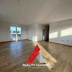 Na predaj krásny skolaudovaný 3 izbový byt s dvomi terasami a extenzívnou výsadbou