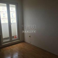 Na predaj 2 - garzónka vo Vrakuni (BA) 40 m2 s dvomi balkónmi