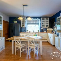 Na predaj 4 izbový bungalov | 150 m² | pozemok 800 m² | terasa | Nebojsa | Galanta