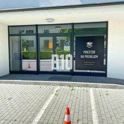 NA PRENÁJOM podnikateľský priestor 150 m2, v centre Púchova!