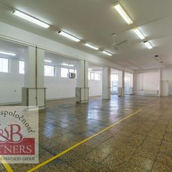 Ponúkame Vám na prenájom obchodné (komerčné) priestory o výmere 492 m2 na prízemí objektu na ul. Ino