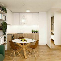 NOVÉ ZLATOVCE - J3.2 / 3-izbový byt, 70 m2, balkón, 3. poschodie/4., NOVOSTAVBA