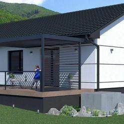 Na predaj novostavba rodinného domu, Martin - Lipovec